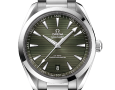 SEAMASTER AQUA TERRA 150 M OMEGA CO-AXIAL MASTER CHRONOMETER 41 MM