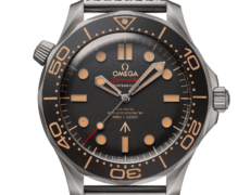 SEAMASTER DIVER 300M OMEGA CO-AXIAL MASTER CHRONOMETER 42 MM – 007 Edition