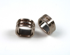 S. Kuder, Linie Star Fancy, Ringe