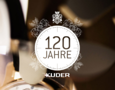 120 JAHRE Juwelier Kuder – JUBEL. TRUBEL. GLITZER FÜR ALLE.