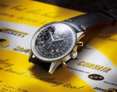 Die Breitling Navtimer Re-Edition: Hommage an eine Legende