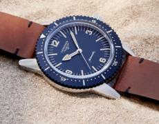 Zweiter Frühling für die erste Longines Taucheruhr: The Longines Skin Diver Watch