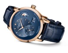 Die neue PanoMaticLunar des deutschen Uhrenherstellers Glashütte Original