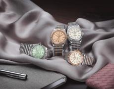 Im Rampenlicht: die Breitling Chronomat für Frauen